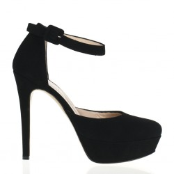 Maryjane Pumps with high heel