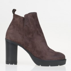 Rust Sunny ankle boots