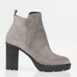 Taupe Sunny ankle boots