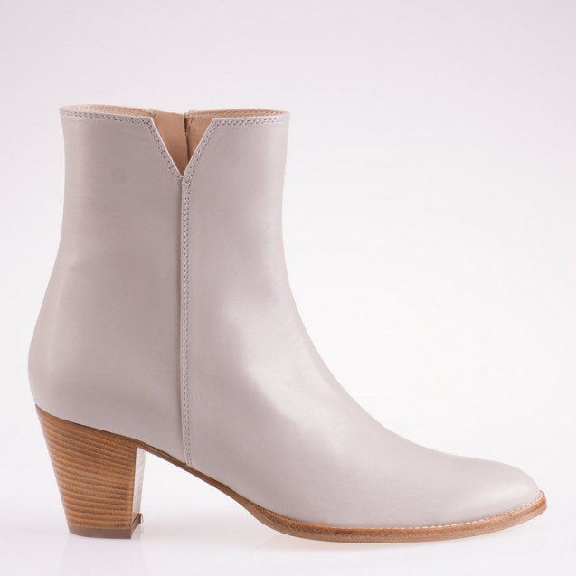 Ice napa ankle boots